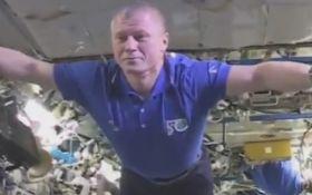 Астронавты на МКС присоединились к модному флешмобу: появилось видео