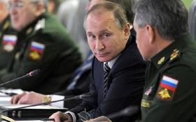 Нацгвардии Путина разрешили воевать за пределами России