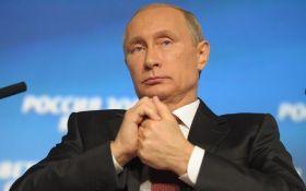 Черная метка для Путина: в американском курьезе увидели сигнал для президента России