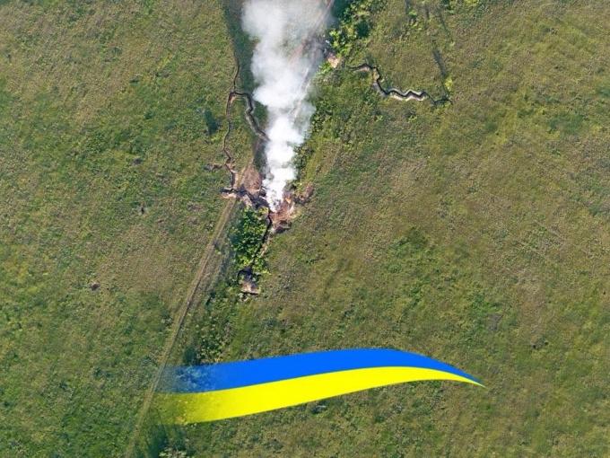 Знищена передова позиція бойовиків: волонтери повідомили про успіх ЗСУ на Донбасі (2)