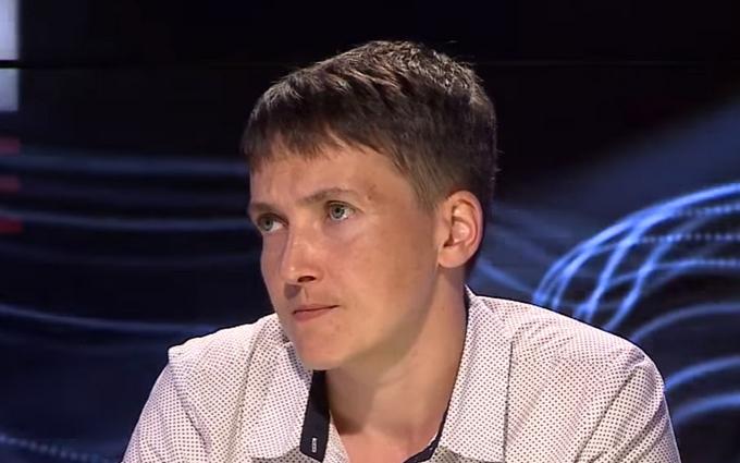 Савченко в словах про Україну не стрималася і вилаялася: опубліковано відео