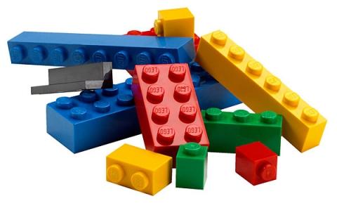 Конструкторы Лего: пять причин выбрать именно его