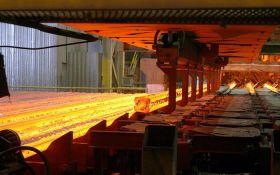 Україна побила неприємний рекорд виробництва сталі