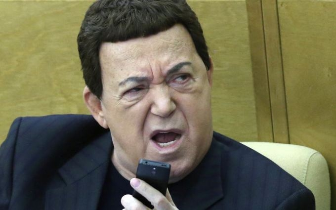 Кобзон жорстко образив українського олігарха