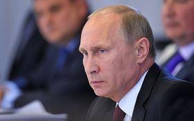 Путін віддав важливий наказ по Сирії
