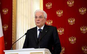 Російські тролі атакували президента Італії