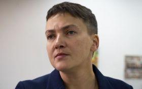 Савченко объявила новую голодовку: первые подробности