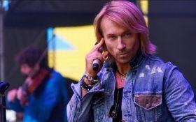 Неожиданно: Олег Винник задумался о смене имиджа