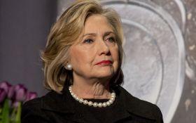 Хілларі Клінтон видала книжку про вибори президента у США