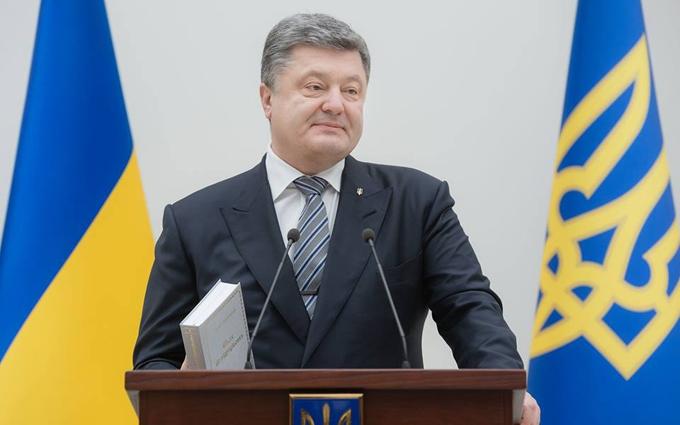 Порошенко назвал имена своих кандидатов на должность премьера