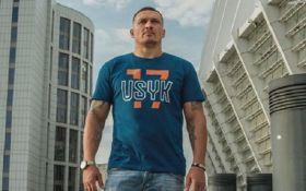 Не мешайте: Усик отреагировал на предложение стать Героем Украины