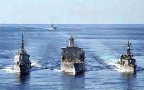 РНБО анонсувала масштабні військові навчання в Азовському морі