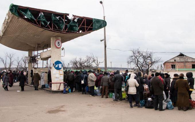 На Донбасі пояснили мету ранкової провокації бойовиків ЛНР