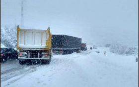 Въезд фур в Киев будет ограничен в случае снегопада – КГГА