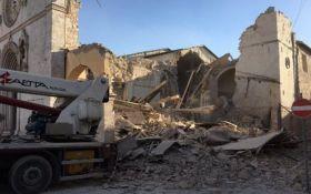В Италии продолжают происходить землетрясения: появилось новое видео