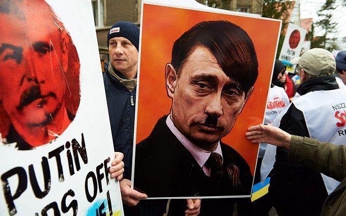 У России Путина и Германии Гитлера нашли важную общую черту