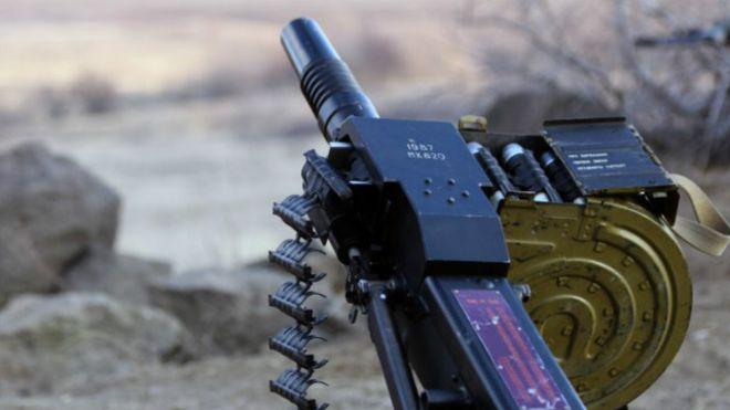 За минулу добу бойовики 40 разів обстрілювали позиції сил АТО (відео)