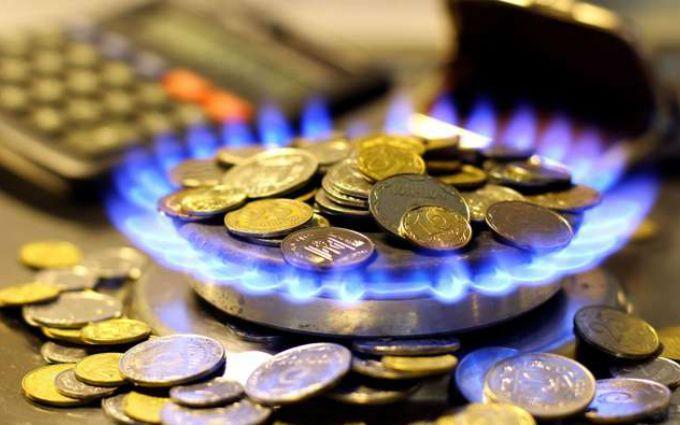 НКРЭКУ отменила абонплату за газ