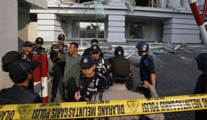 В Індонезії встановили особи терористів, які вчинили напади в Джакарті