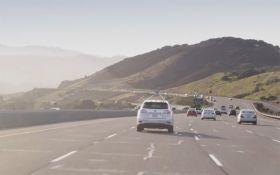 В Калифорнии разрешили Apple тестировать беспилотные автомобили: опубликовано видео