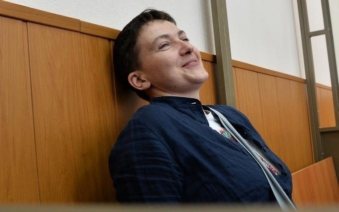 Савченко повідомила, чому її навчило російське ТБ