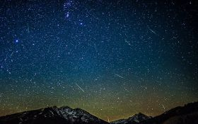 Сегодня в небе над Украиной можно будет наблюдать звездопад Ориониды