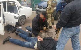 Сеть российских шпионов в Украине: появилось видео задержания