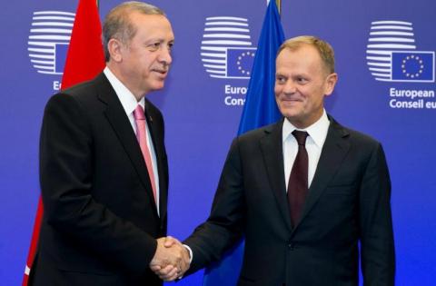 ЄС і Туреччина погодили план щодо обмеження потоку мігрантів