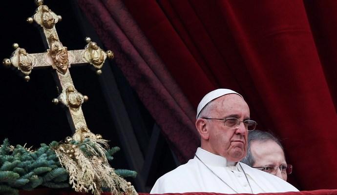 Появились детали новой книги Папы Римского Франциска