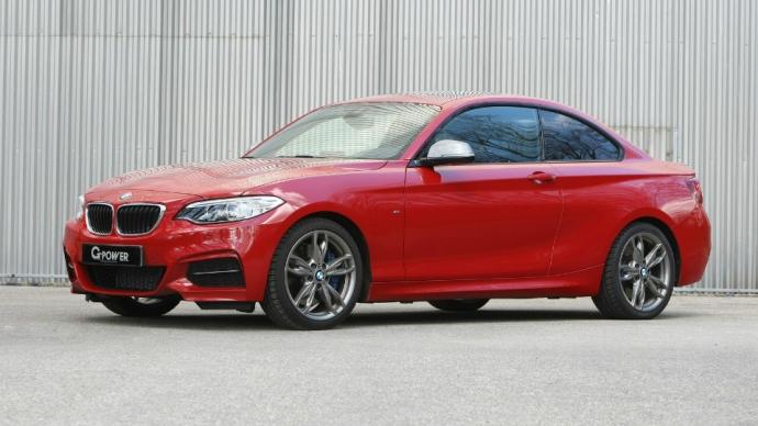 Специалисты G-Power представили 380-сильное купе BMW M235i