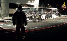 Страшная авария в Италии: появилось видео с места событий