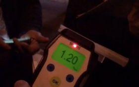 В Киеве произошла полицейская погоня на сумасшедшей скорости: появились фото и подробности