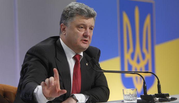 Порошенко подписал указ о соблюдении прав и свобод крымчан