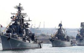 РФ неожиданно решила усилить Черноморский флот