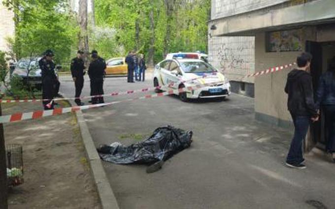 В Киеве погиб известный политолог: фото с места трагедии