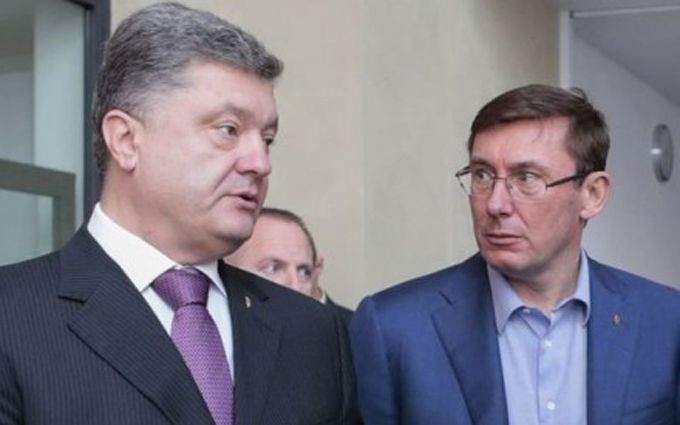 ГПУ допитає Порошенка: Луценко повідомив подробиці