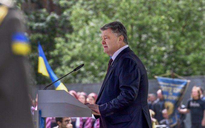Вихід України з СНД: Порошенко повідомив про нове рішення