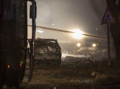 В столице Турции произошел мощный взрыв: опубликованы фото (1)