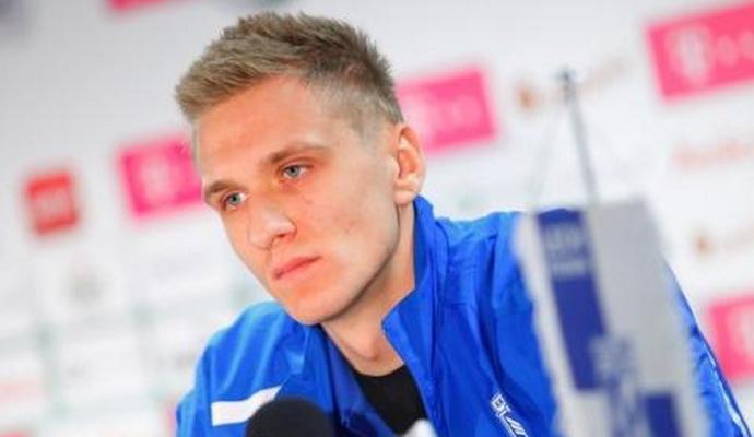Лучший январский футболист Динамо – Теодорчик