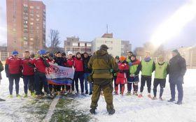Украинский футболист два года играл за команду главаря ДНР Захарченко: известны подробности