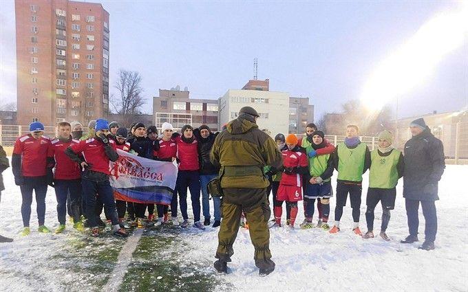 Український футболіст два роки грав за команду ватажка ДНР Захарченка: відомі подробиці