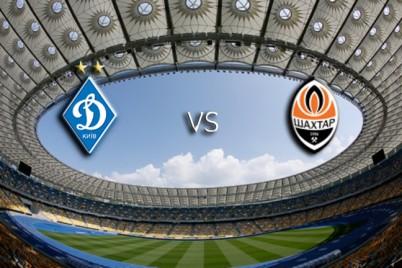Сегодня в Киеве на матче Динамо - Шахтер ожидается аншлаг