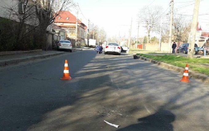 В Одессе взорвалось заминированное авто: опубликованы фото