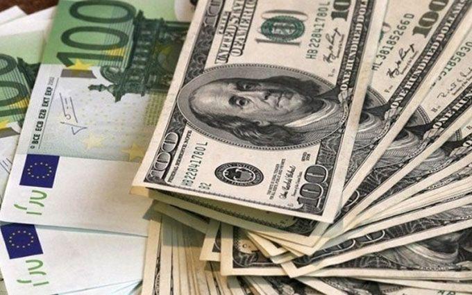 Курси валют в Україні на п'ятницю, 12 січня