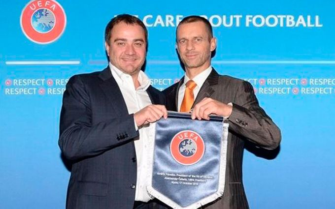 Президент УЕФА сделал заявление о финале Лиги чемпионов в Киеве