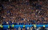 Матч Франція - Ісландія побив два рекорди Євро-2016