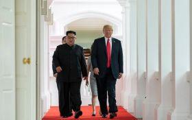 Ким Чен Ын поставил Трампу ультиматум