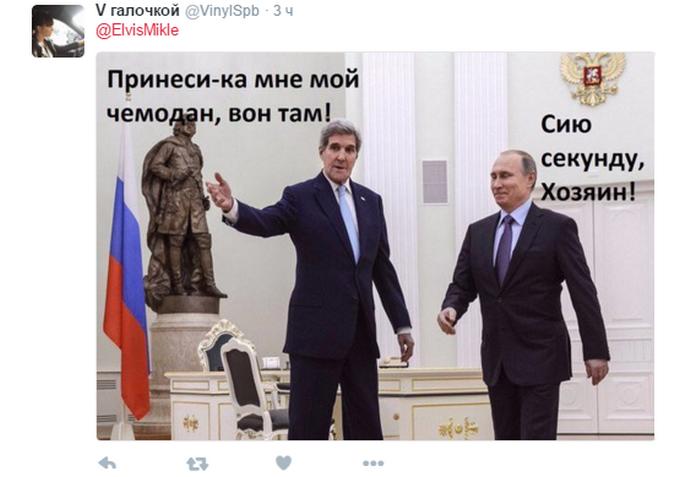 Украина выражает решительный протест из-за визита Путина в оккупированный Крым, - МИД - Цензор.НЕТ 359