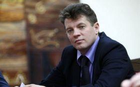 """Спецслужбы России завершили расследование """"шпионажа"""" журналиста Сущенко"""