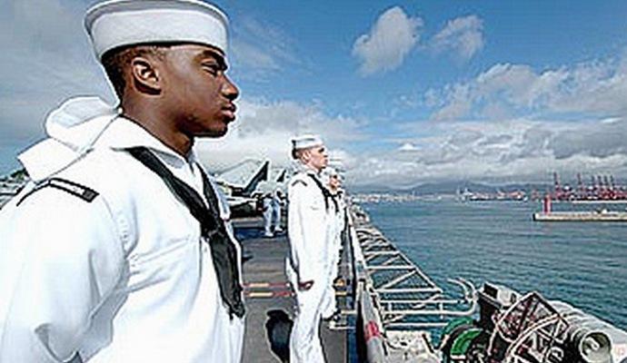 Американських моряків затримала влада Ірану